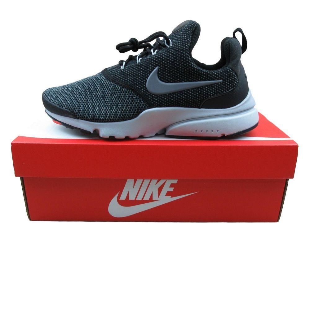 pretty nice 9dc0c df4a7 Nike Presto Fly SE Running Shoes Size 8.5 Womens Black ...