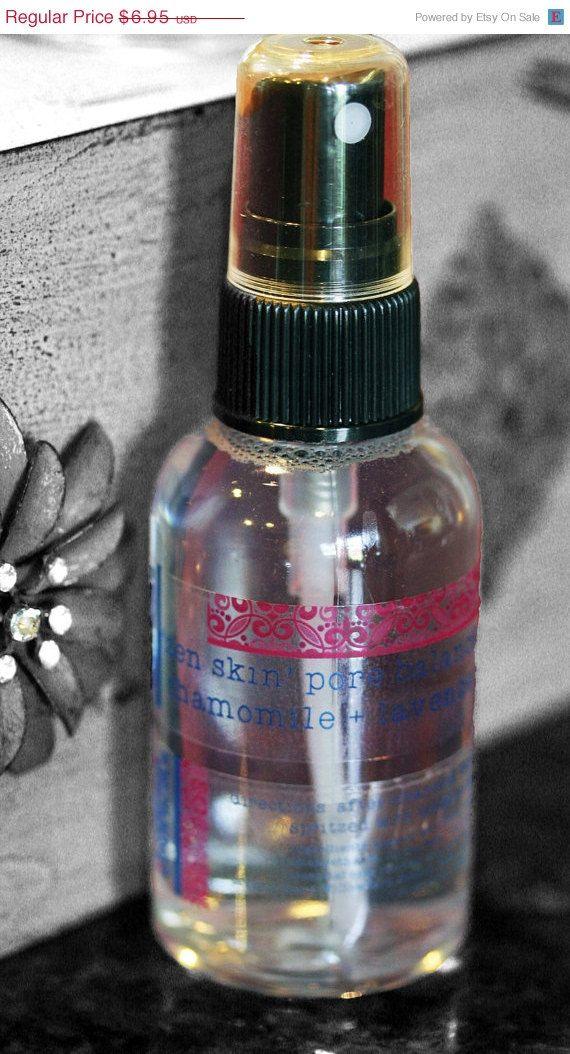 Toner , Makeup and Skincare Toner, Vegan ' zen skin ' to
