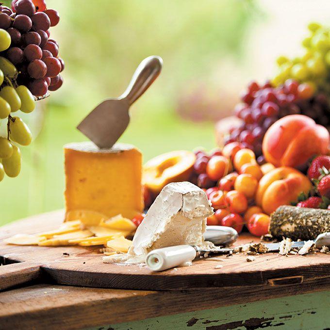 Rustic Barn Wedding Food Ideas: A Rustic Wedding On An Organic Farm