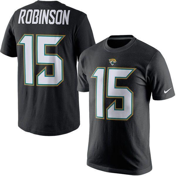 NFL Jacksonville Jaguars Allen Robinson Nike Player Pride Name   Number T- Shirt 15db77616