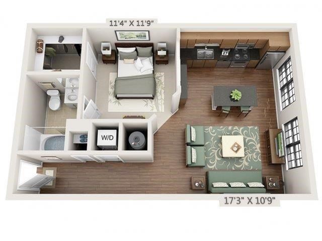 studio 1 2  3 bedroom apartments in houston  the