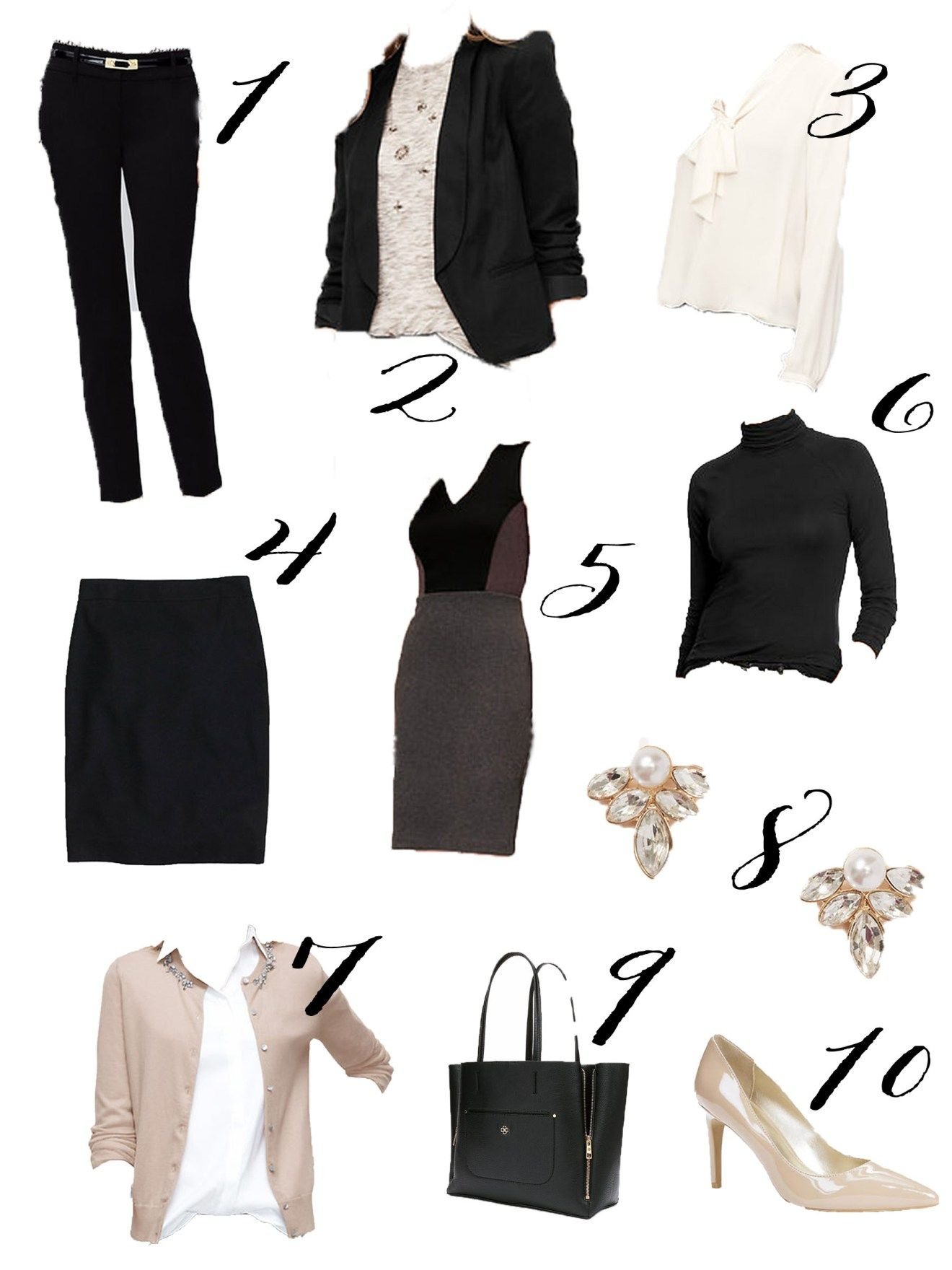 d9448274378 How to Build A Complete Professional Wardrobe Under  500