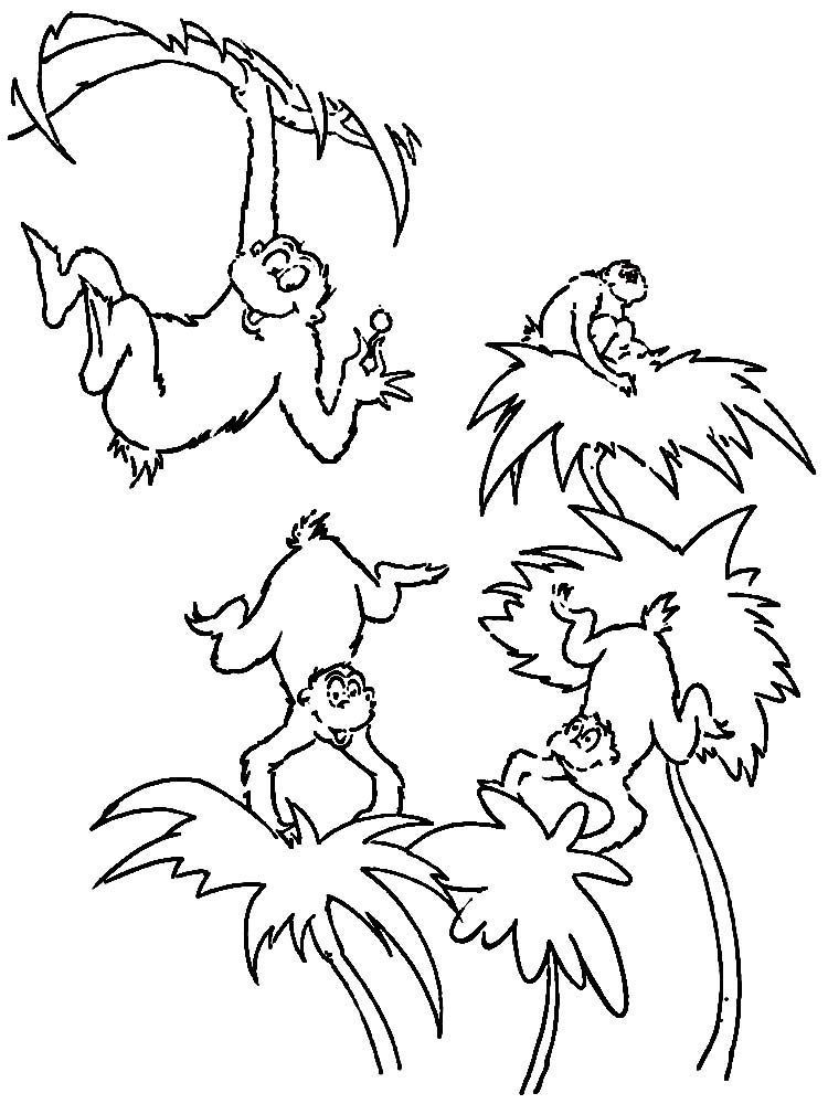 Horton Hears A Who Coloring Page Coloring Pages Cartoon Coloring Pages Horton Hears A Who