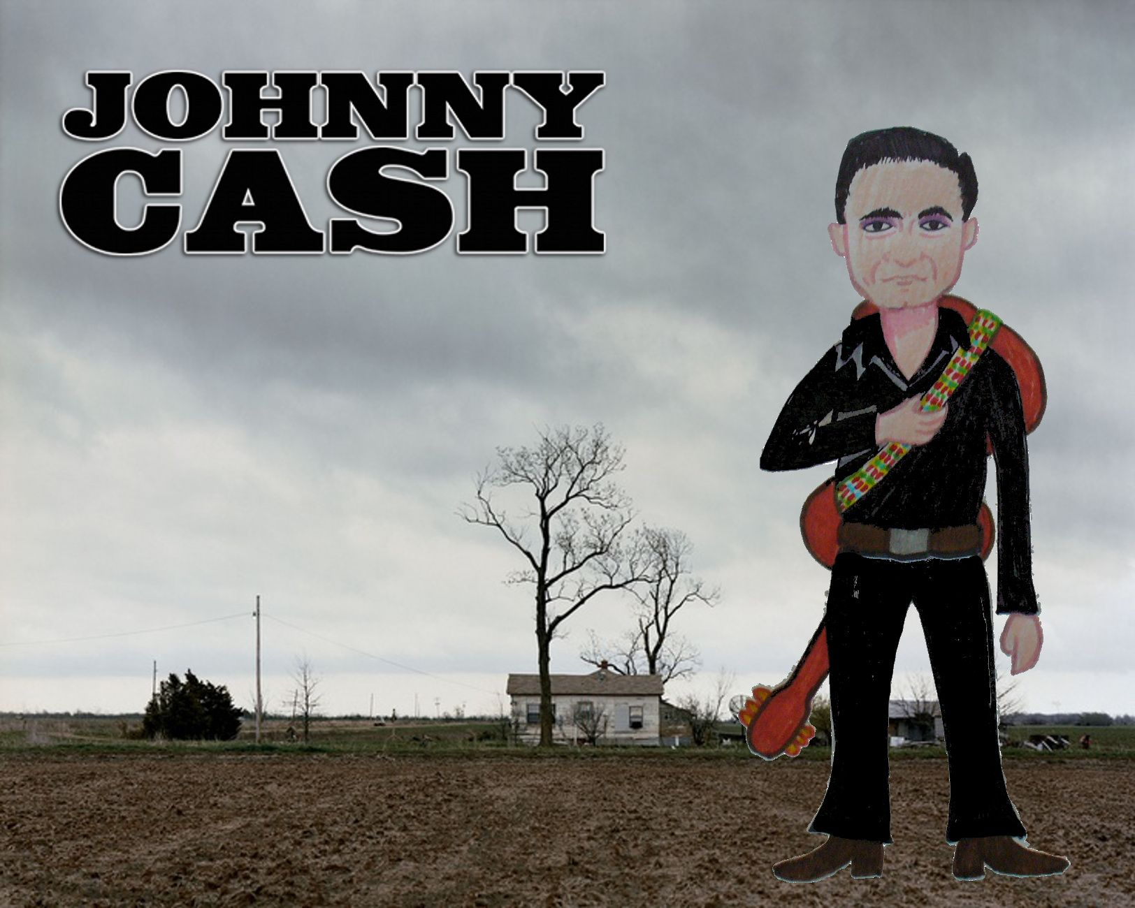 Listen to Freak Out! Monography #21 - JOHNNY CASH