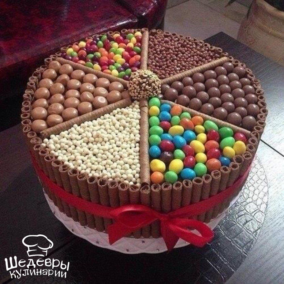Как украсить сыну торт своими руками фото 954