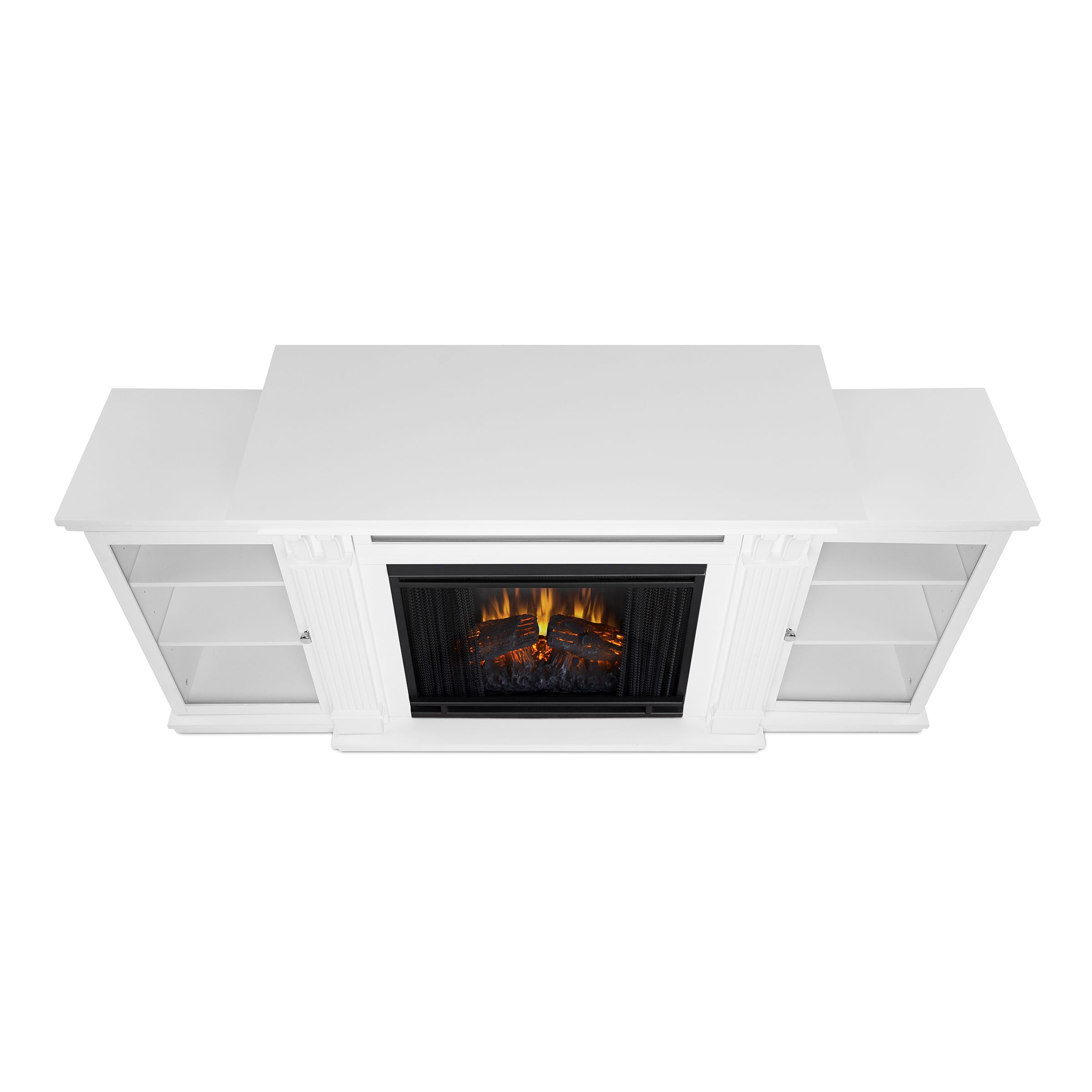 67 Calie Entertainment Center Electric Fireplace Multiple