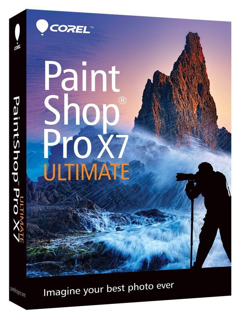 Buy Corel PaintShop Pro X7 Ultimate Pack key