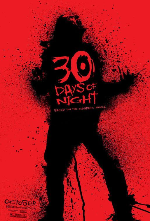 Film 30 Days Of Night Goruntuler Ile Vampirler