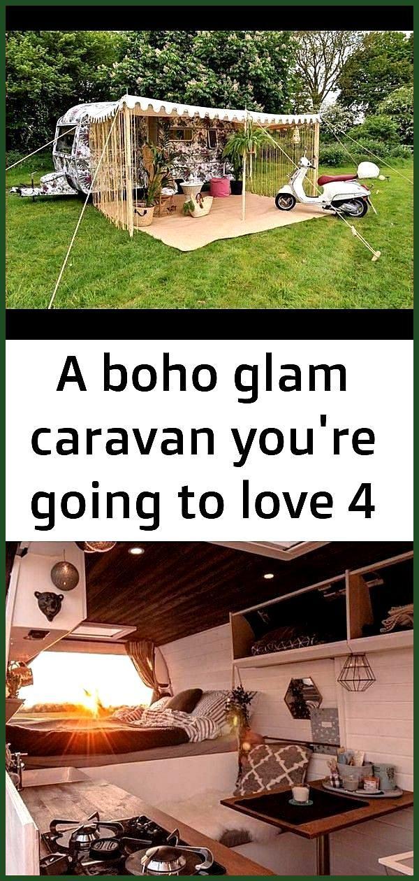 A boho glam caravan you re going to love 4 Jane Ashton Boho Glam Brigitte Caravan 2 50 Amazing Camp