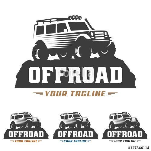vector off road car logo offroad logo suv car logo template off rh pinterest ca off road logo png off road logo design