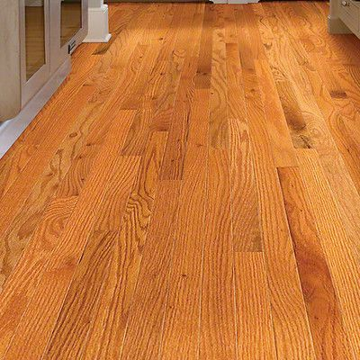 Welles Hardwood 2 14 Solid Oak Hardwood Flooring In Caramel