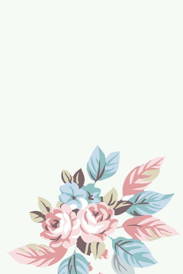 flowerwithwhitebackgroundiphonewallpaper.jpg (640×960