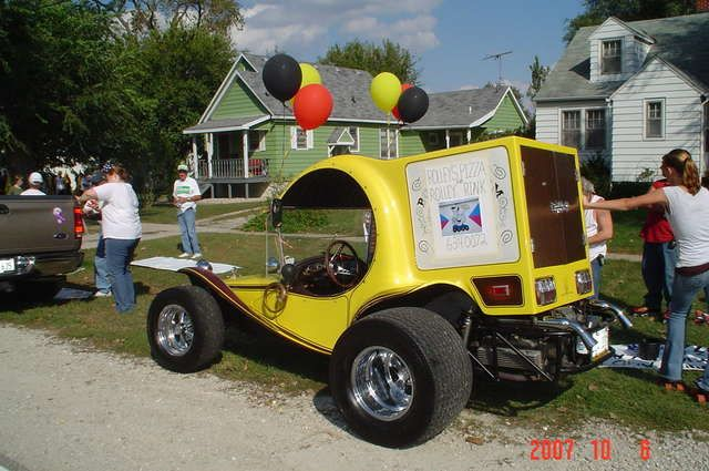 berry mini t 4 for sale | Barris T Buggy with C cab ULTRA RARE for