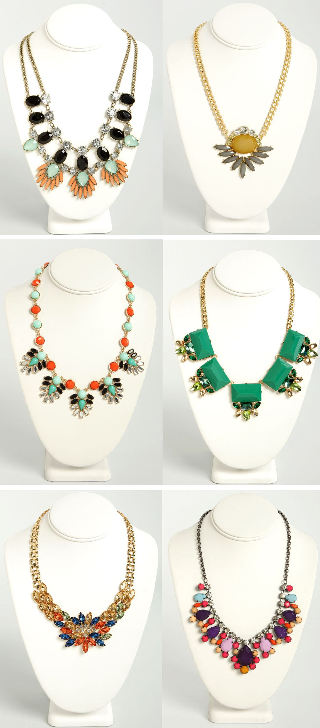 Statement Necklaces <3