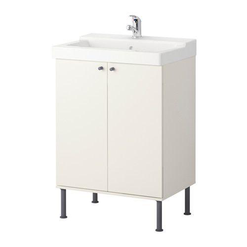 Fullen t lleviken armario p lavabo blanco ba os - Armario lavabo ikea ...