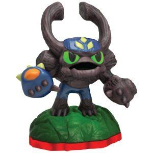 Skylanders Trap Team: Gnarly Barkley SPECIAL EDITION Mini Character Pack - Exclusive blue version of Gnarly Barkley, the mini of Giant Tree Rex!  - http://ehowsuperstore.com/bestbrandsales/toys-games/kaos-traps/skylanders-trap-team-gnarly-barkley-special-edition-mini-character-pack
