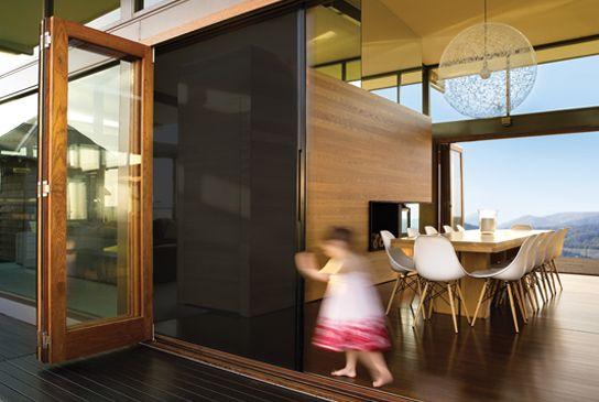 Centor retractable blind porch Pinterest Bi fold doors Doors