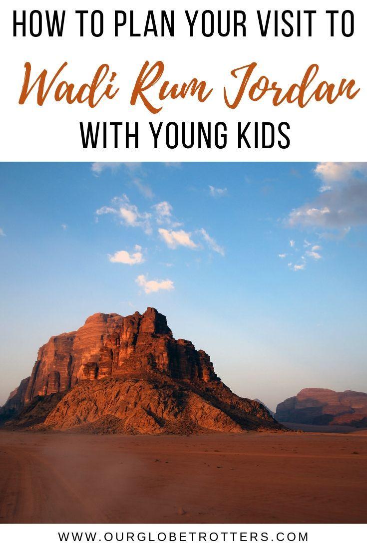 Wadi Rum Camping with Kids #wadirum