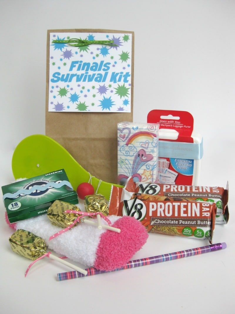 20 Thoughtful Care Package Ideas for College Students