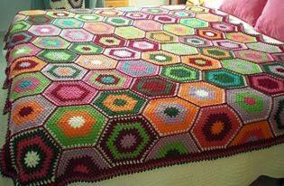 Colcha Multicolor
