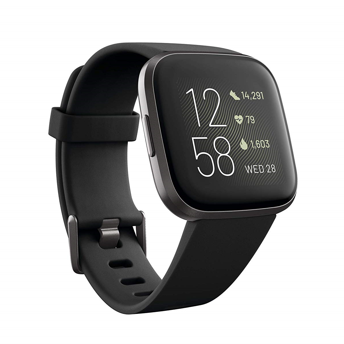 Fitbit Versa 2 Smartwatch The Fitbit Versa 2 is without a doubt the best smartwatch that Fitbit has ever made Its probably also the best dumb smartwatch currently availab...