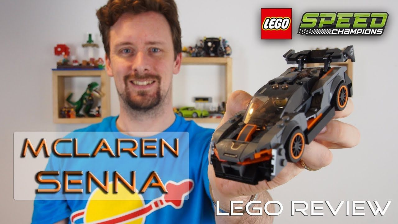 a006894fddb New Lego McLaren Senna Unboxing
