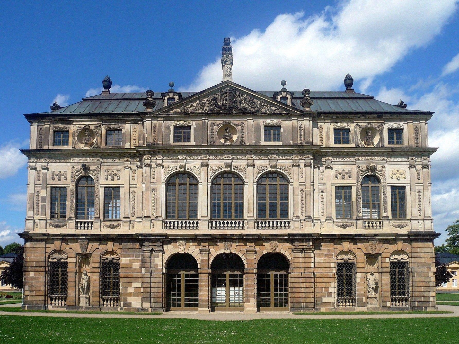 Palais Grosser Garten Dresden