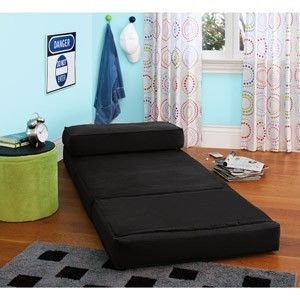 Charming FLIP OUT Convertible CHAIR Sofa Sleeper Bed Couch TEEN Lounger