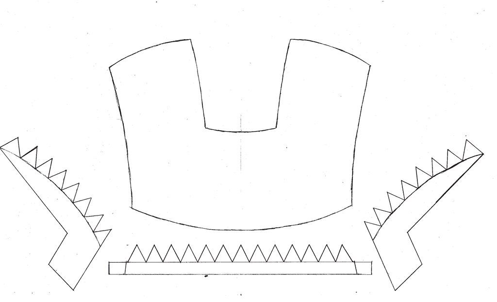 How To Make An Iron Man Mask Iron Man Mask Iron Man Coloring Pages