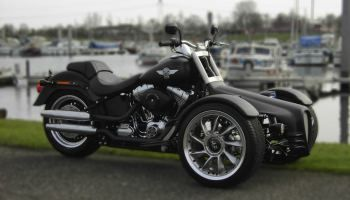 R18 Reverse Trike Kit for the Honda Gold Wing GL1800 and F6B