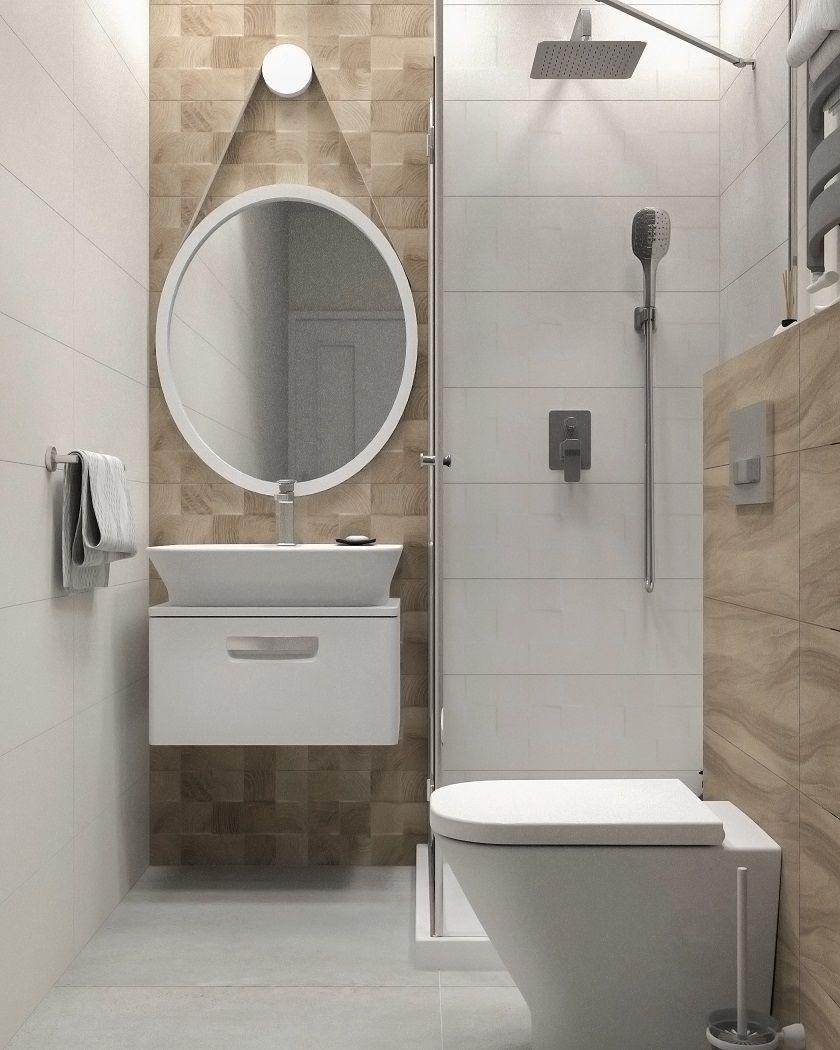 Foornipl Mała łazienka Z Kabiną Prysznicową Połączenie