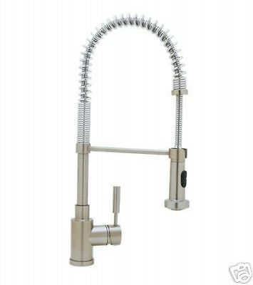 Blanco 440558 Semi Commercial Spring Kitchen Faucet Ebay