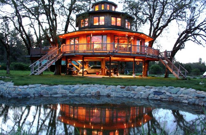 10 incredible tree house hotels in the us tree houses treehouse 10 incredible tree house hotels in the us sisterspd