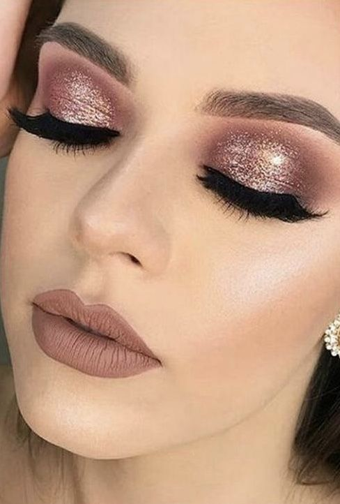 Photo of Sace Lady Makeup Set – Eyeliner, Mascara, Eyeshadow – The Springberry Store
