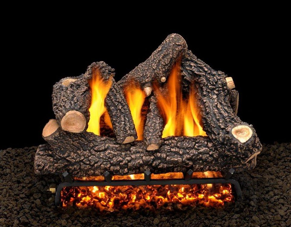 Fake Wood Logs For Gas Fireplace Gas Fireplace Logs Gas