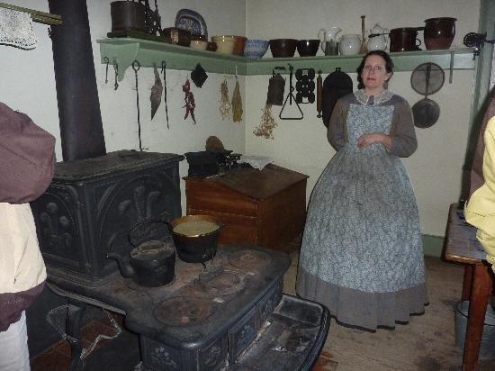 Black Creek Pioneer Village   Joyce Brunsink in 2019