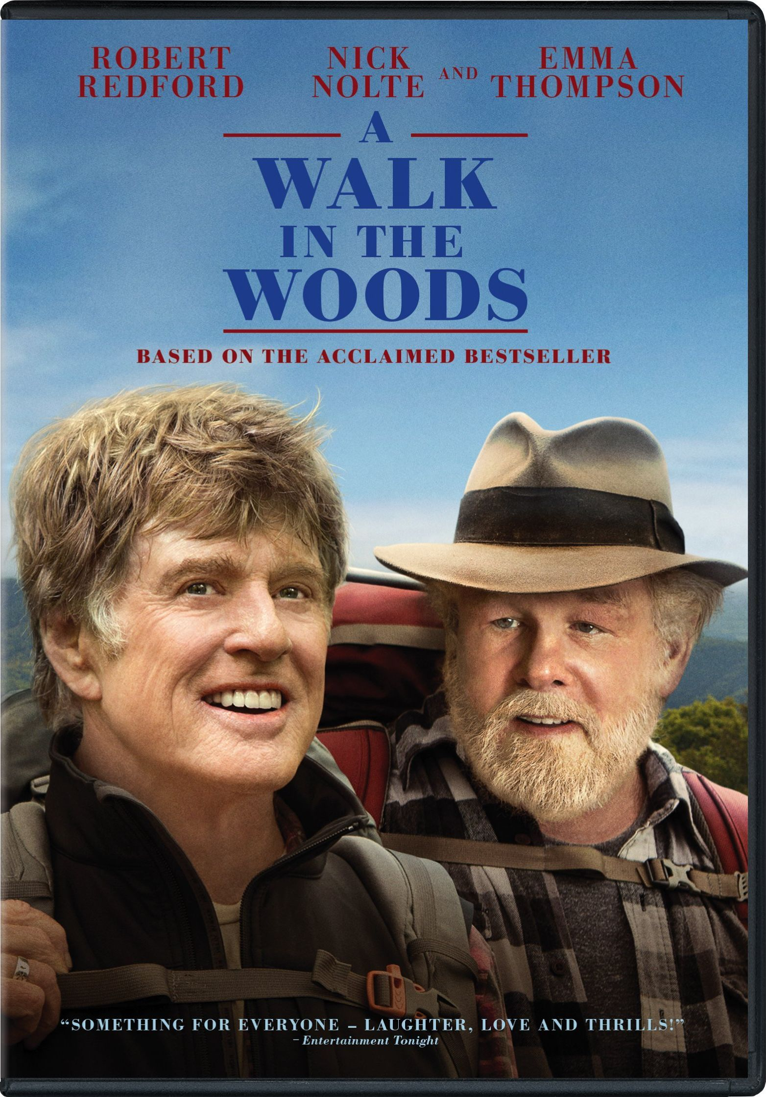 A Walk in the Woods (2015) Travel writer Bill Bryson