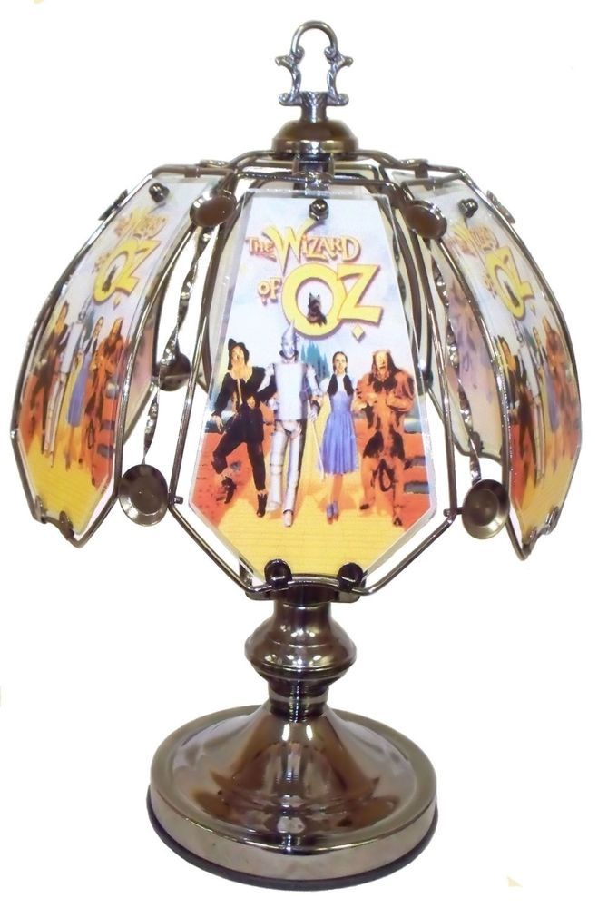 Wizard Of Oz Small Touch Lamp