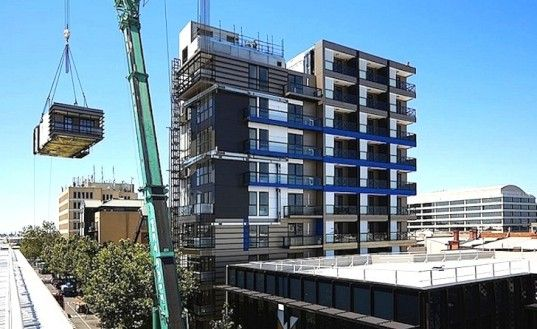 One9 Nine Story Prefab Apartment Tower