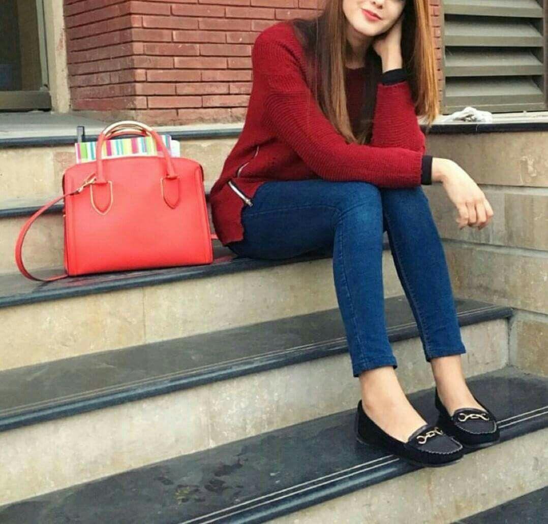 Sania shah ❤ | dps in 2019 | Stylish dpz, Cute girl photo