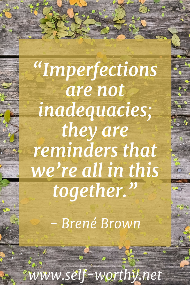 Quotes About Imperfection How To Increase Happiness Exercise Your Signature Strengths .