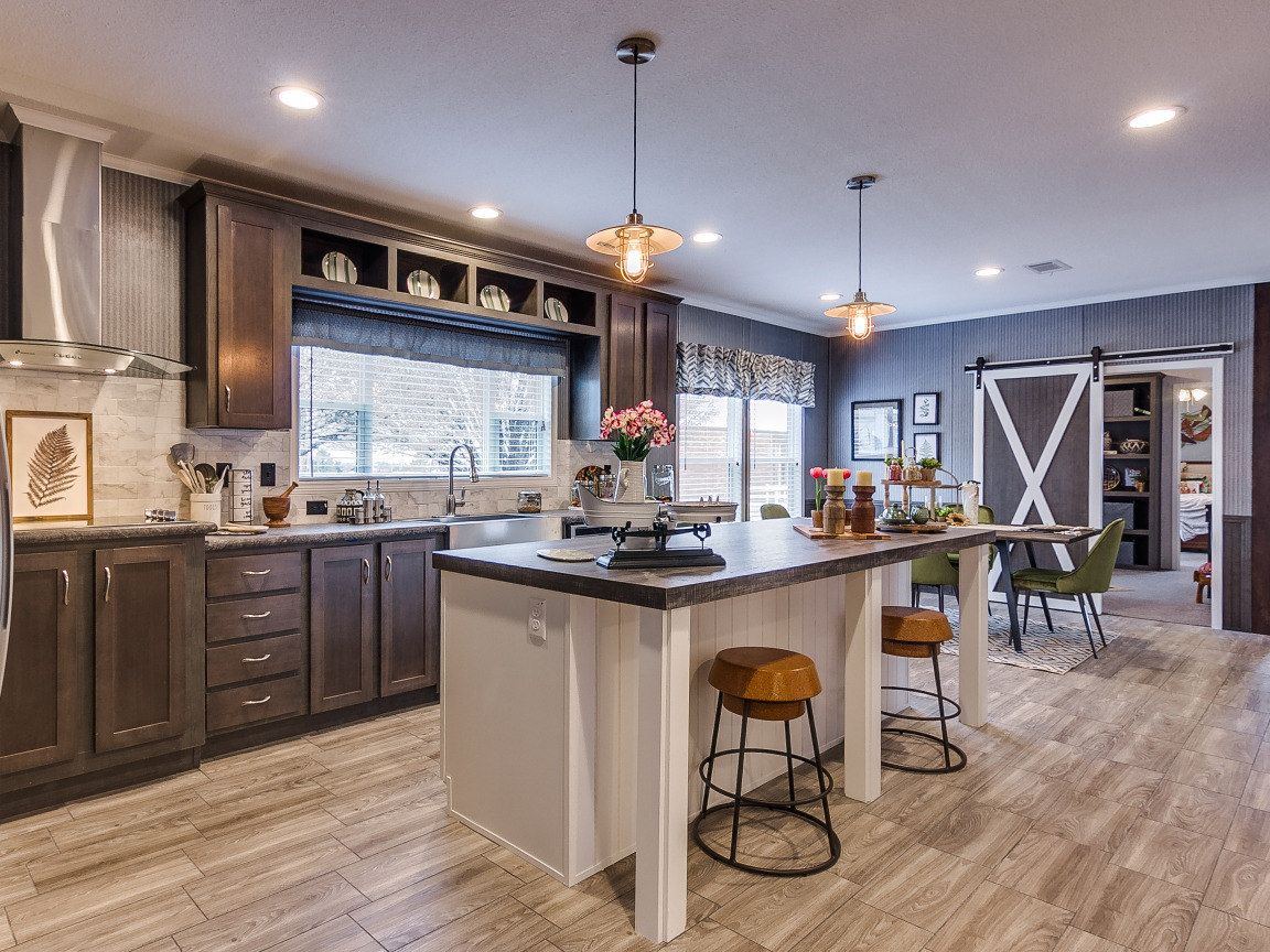 Fantastic Kitchen In The Pecan Valley Palm Harbor Homes 3