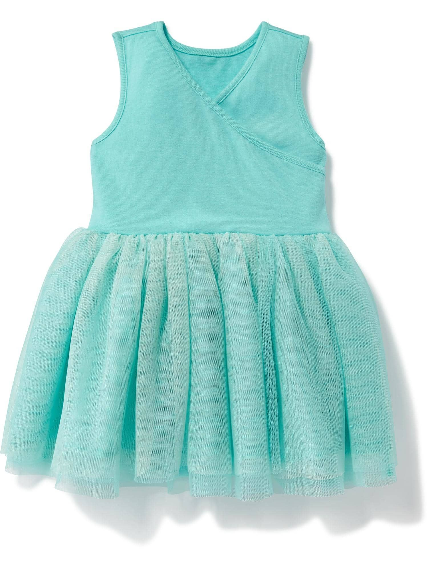 Cross Front Tutu Dress for Baby Old Navy willow clothes