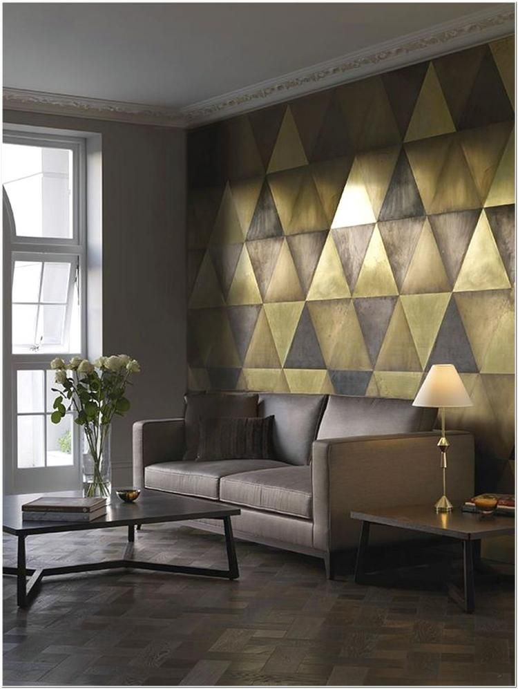 Tiles Design For Living Room Wall: Appealing Wall Tiles For Living Room Ideas (With Images