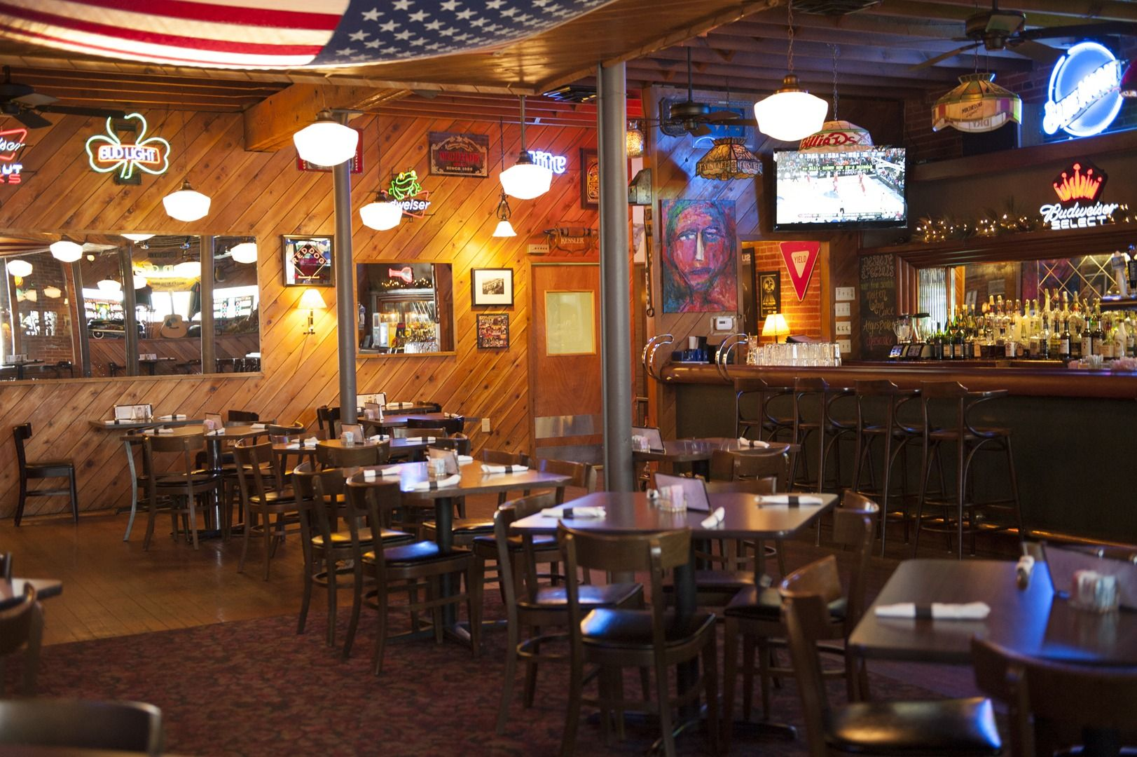 Angus Bailey S Restaurant Bar In Carlinville Il