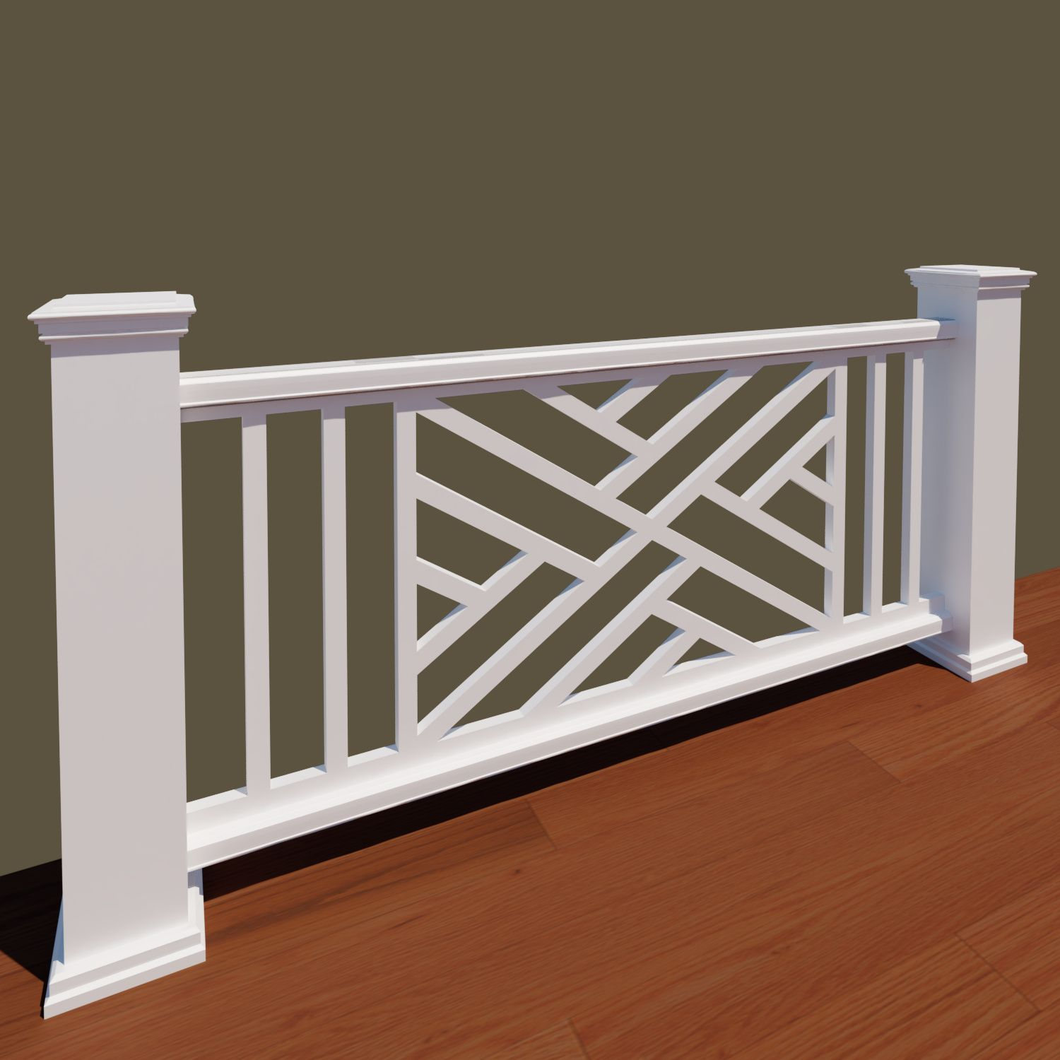 The Chippendale Panel in 2020 | Balcony railing design ...