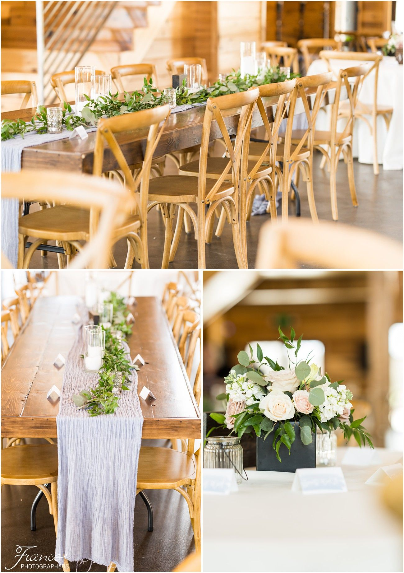 Rustic Wedding At Barn At Swallows Eve In Texas With