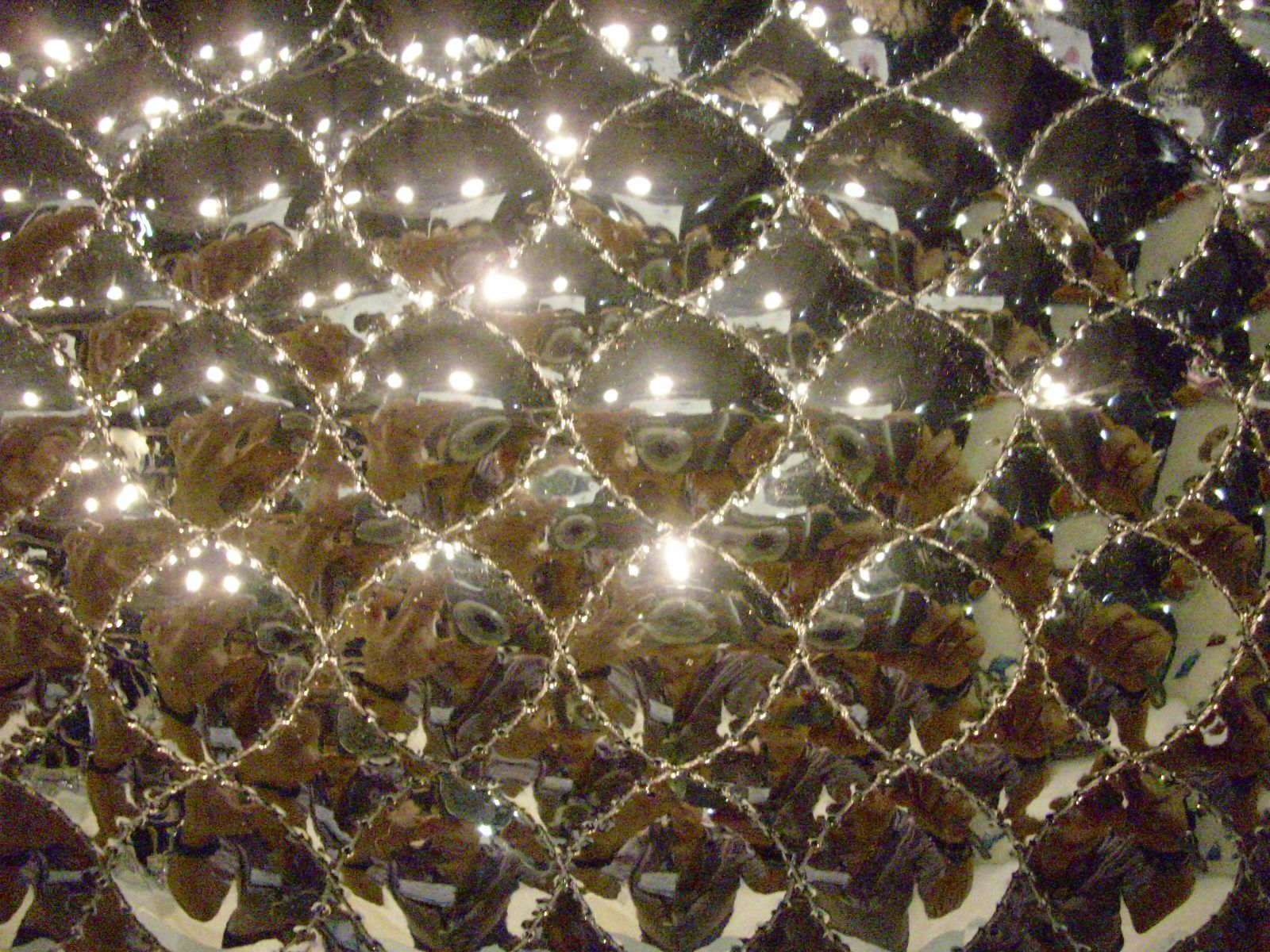Texture della linea Dalia - giochi di luce