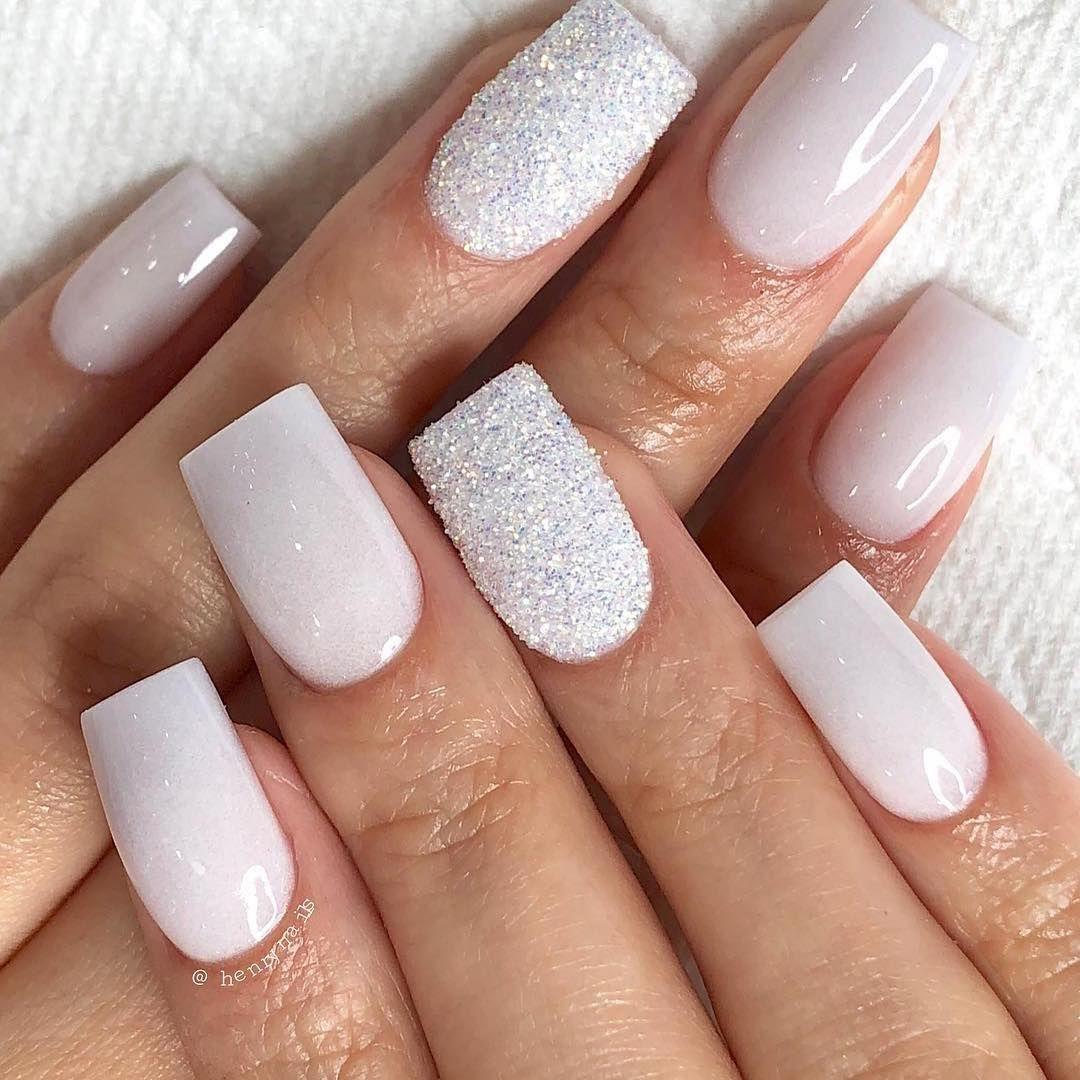 Do You Like These Cute Short Nails Design Nails Nails Of Instagram Nail Nailart Nails Bachelorette Nails Nail Designs Short Acrylic Nails