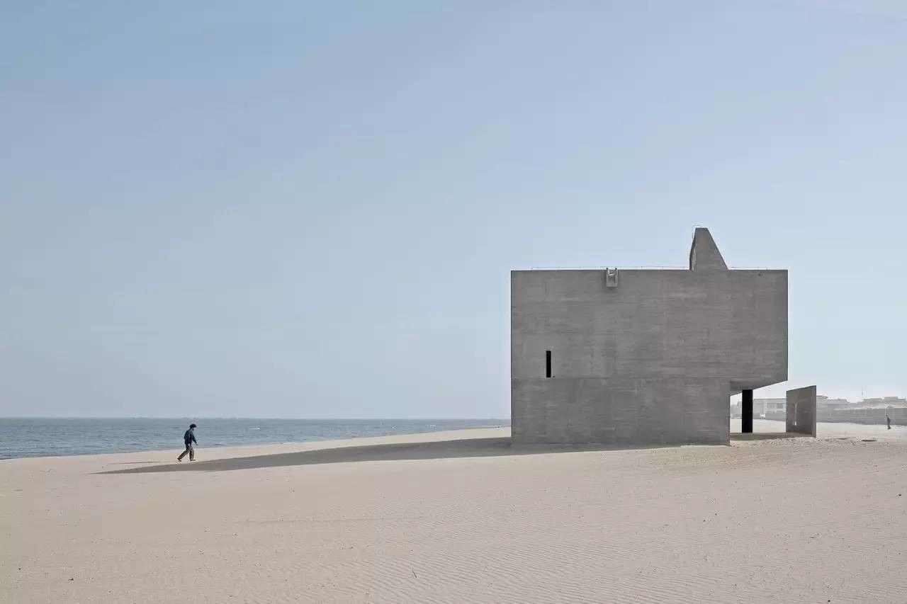 【董功】建築作為一種呈現的媒介 | 當代大陸建築課系列 : 歌穀穀